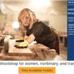 Woodshop for Women