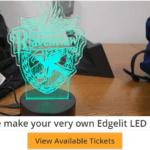 Make: LED lamp