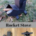 Make: Rocket Stove