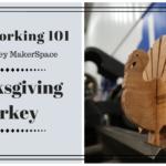 Make: Wood Turkey